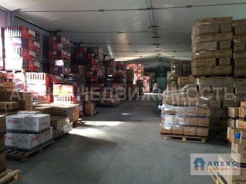 Аренда помещения пл. 900 м2 под склад, производство, Чехов . - Фото 4