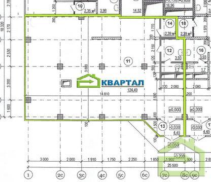 Помещение 137 кв.м. в новом ЖК на ул. Костюкова - Фото 2
