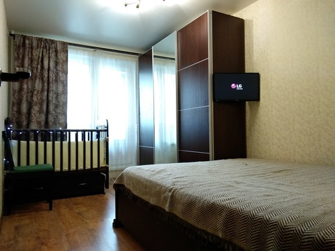 Продам 3-комнатную квартиру Люберцы 1-й Панковский проезд дом 1 корп 2 - Фото 4
