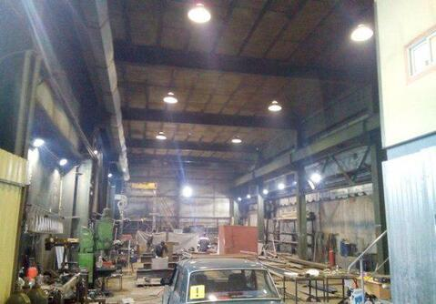 Сдам в аренду производственное помещение 2800 кв м с кран-балкой - Фото 4
