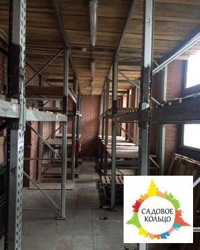 Под склад/про-во, отаплив, раб. сост, выс. потолка 4,5 м, пол бетон - Фото 4