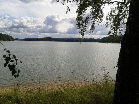 Участок на Истринском водохранилище 90 сот, отличная экология и тишин - Фото 1