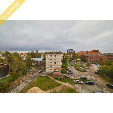 Продажа 3-к квартиры на 6/9 этаже на ул. Шотмана, д. 20 - Фото 2