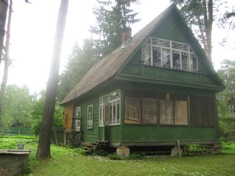 Продаю дом 72 м2 в п.Ильинский, уч-к 10 сот, сосны, ИЖС, тихое место - Фото 2