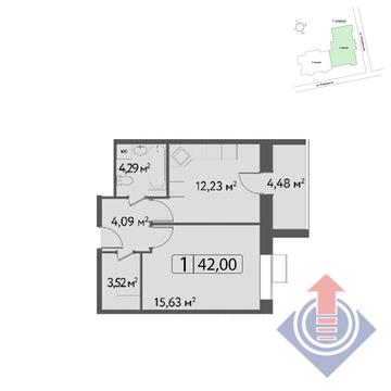 Продажа квартиры, Москва, м. Сходненская, Ул. Фабрициуса - Фото 1