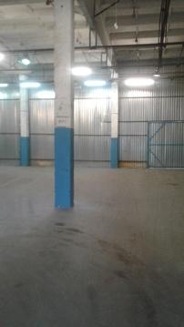 Сдаётся отапливаемое складское помещение 551 м2 - Фото 2