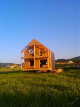Продам дом-каркас 100кв в Новокузнецово - Фото 1