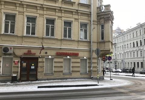 Торговое помещение по адресу Лялин пер, д.5 - Фото 4