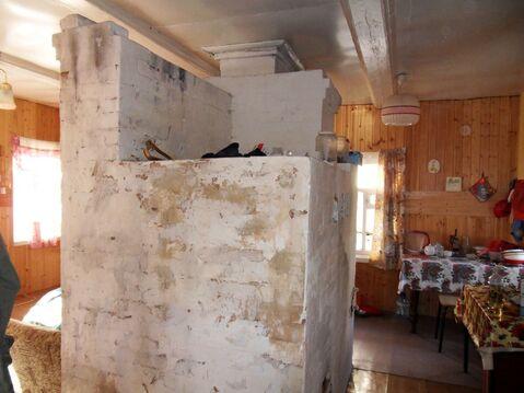 Бревенчатый дом в дер. Сабуриха Лежневского района Ивановской области. - Фото 4