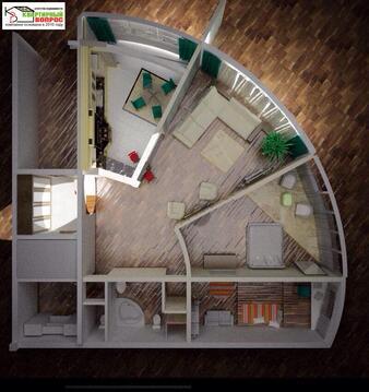 6 комнатная квартира - Фото 3