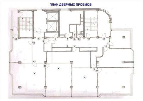 Аренда офиса класса А рядом с метро Курская. 860 кв.м. - Фото 2