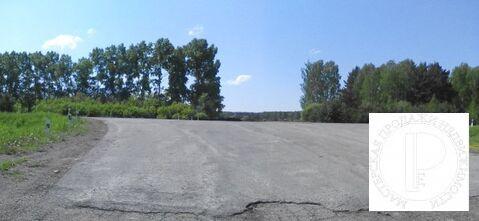 Участок площадью 4,3 гектара первая линия федеральной трассы Р-255 - Фото 1