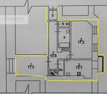 Продажа квартиры, м. Китай-Город, Ул. Солянка - Фото 1