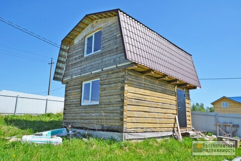 Новый дачный дом в коттеджном посёлке Новый Свет - Фото 1