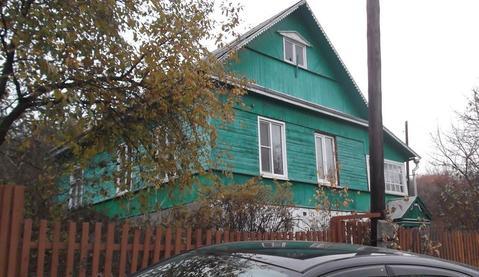 Дом в Смоленске в Заднепровском районе, Продажа домов и коттеджей в Смоленске, ID объекта - 502080343 - Фото 1