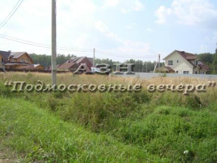 Новорязанское ш. 55 км от МКАД, Першино, Участок 11 сот. - Фото 2