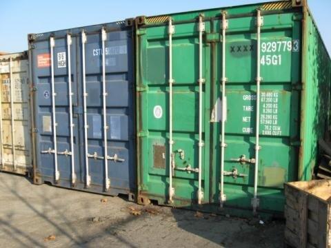 Аренда контейнера под склад в г.Щелково. - Фото 3