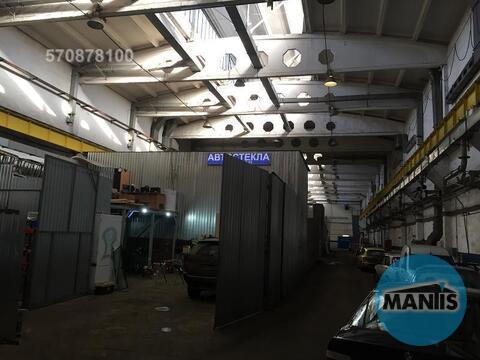 Сдается автосервис с высокими потолками 12 метров, две кран балки по 1 - Фото 5