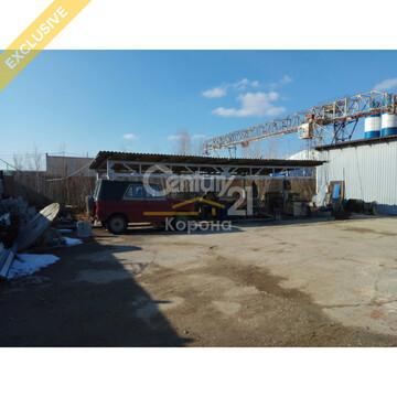 Производственная база ул. Бабушкина д. 9а - Фото 3