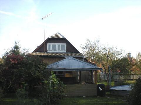 Кирпичная дача на 9 сотках с баней по Калужскому шоссе - Фото 3