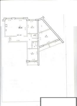 Четырехкомнатная квартира в Волгограде - Фото 2