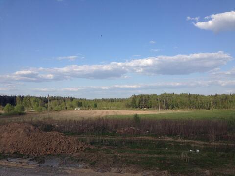 Участок 21 сотка, д.Малое Иванцево, Мытищинский район, 30 км. от МКАД - Фото 4
