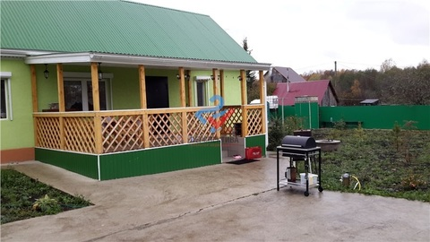 Дом в Калининском районе, кс 25 ост умпо, Федоровка - Фото 1