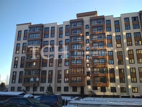 1-комн. квартира, Пироговский, ул ЖК Пироговская Ривьера, - Фото 1