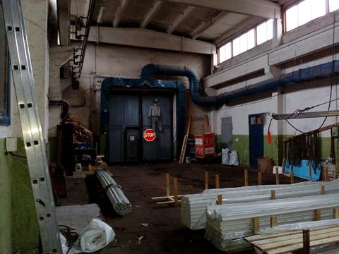 Сдам теплое производственное помещение площадью 426кв.м. - Фото 3