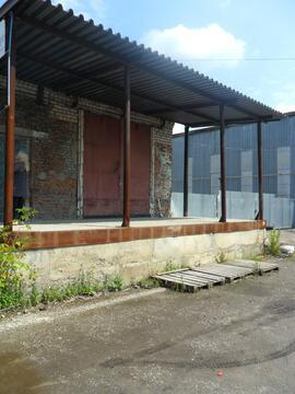 Собственник сдает в аренду складские помещения  - Рампа под Фуру  - . - Фото 1