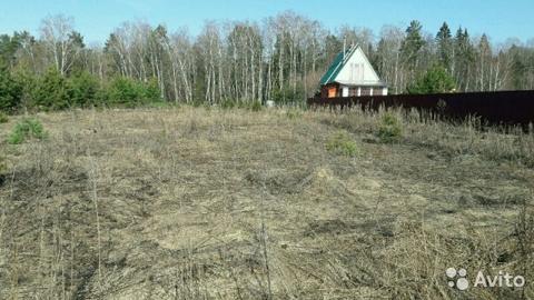 Продажа участка, Андреевское - Фото 1