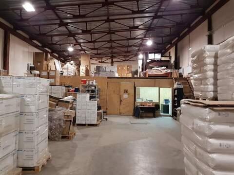 Аренда склада от 500 м2,м2/год - Фото 1