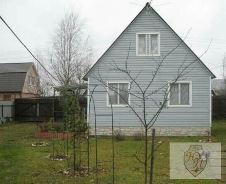 Дача с гостевым домиком в СНТ Кадр Одинцовский район - Фото 1
