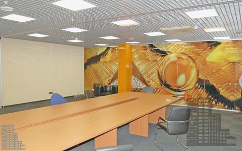 Офис 1100м в бизнес-центре у метро Калужская - Фото 5