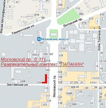 Готовый бизнес 1584 кв.м, м.Московские ворота - Фото 5