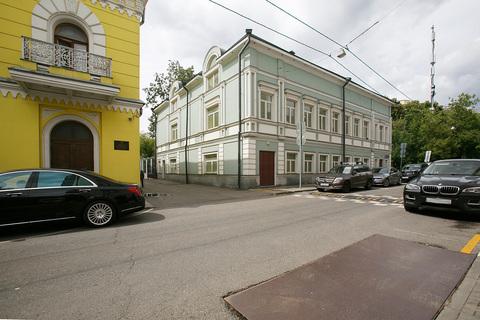 Трубниковский переулок д.21 стр.2 - Фото 1