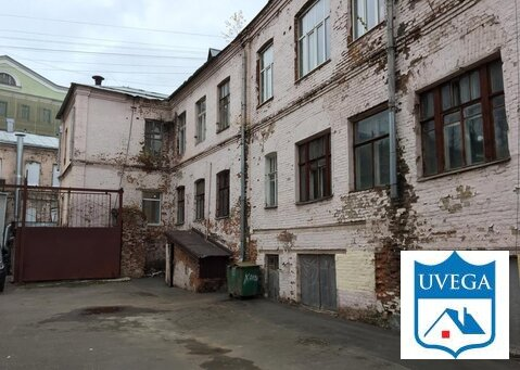 Продается помещение свободного назначения г Москва, ул Басманная . - Фото 4