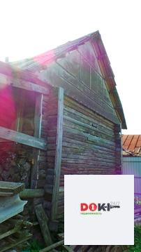 Продается небольшой дом 40 кв.м, построенный из бревна, который обяз - Фото 4