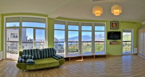Продается роскошный видовой пентхаус в новом доме в Восходе - Фото 5