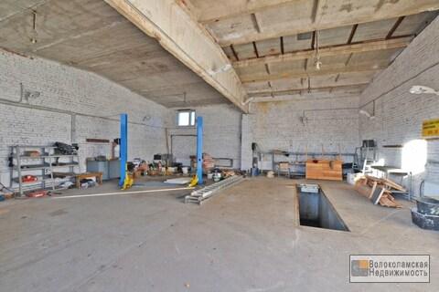 Здание под производство, склад или автосервис в Волоколамске - Фото 3
