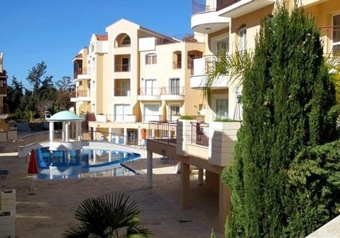 Прекрасный трехкомнатный Апартамент в элитном комплексе в Пафосе - Фото 2