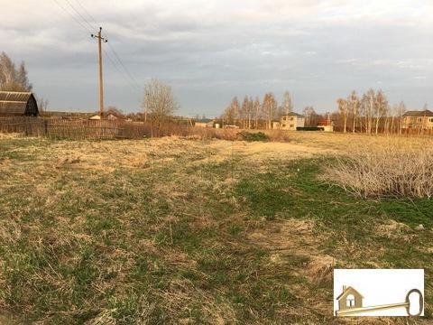 Продается земельный участок в с.Раменье Шаховской район 140 км от МКАД - Фото 1