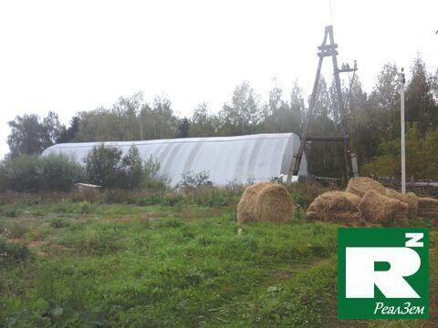 Участок промышленного назначения 1.4 Гектара в деревне Комлево - Фото 3