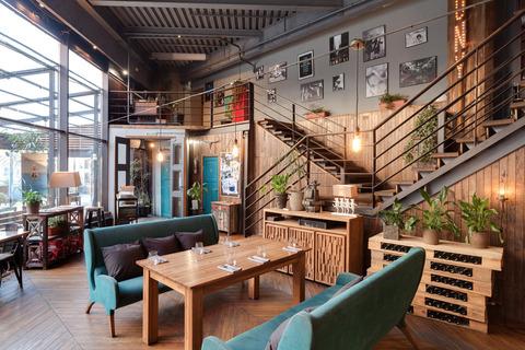 После ресторана большое помещение в аренду, можно под магазин, клуб. - Фото 1