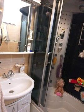 Хороший ремонт, меблированная, встроенная кухня, техника.теплая светлая - Фото 5