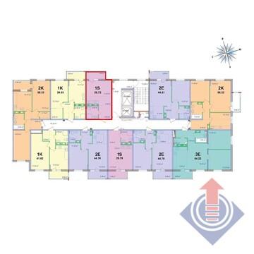 Продажа квартиры, Ногинск, Ногинский район, Ул. Ильича - Фото 2