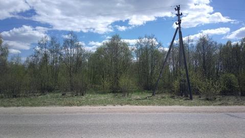 Участок 25 соток, 1й от Досуговского шоссе - Фото 2