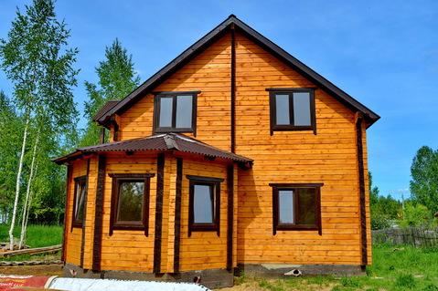 Продаю новый дом. Ярославское направление. 85 км от МКАД. - Фото 2