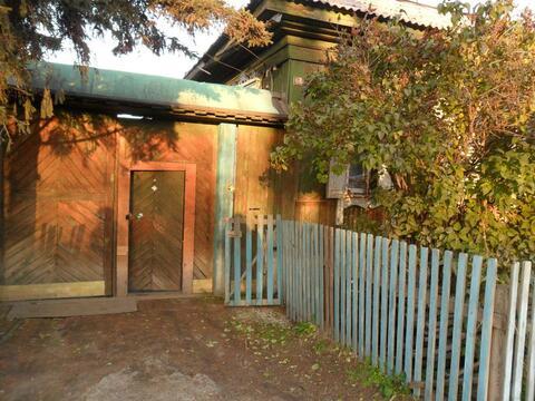 Продается часть дома. , Иркутск город, Речная улица 68 - Фото 1