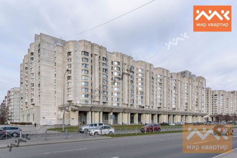 2ккв в 3 мин ходьбы от ст м Приморская - Фото 4